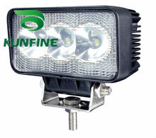 Cheap shipping !18months warranty !10~30V /9W LED work Light for Truck Trailer SUV technical vehicle Boat