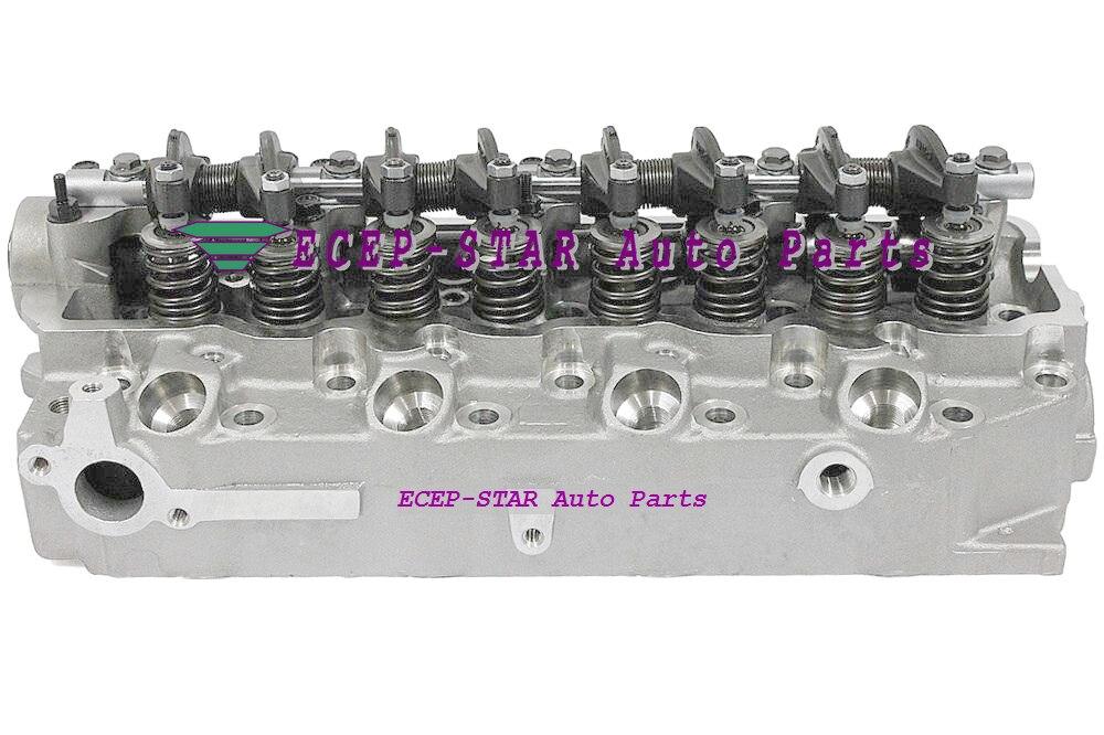 908613 D4BA 4D56 4D56T D4BH Complete Cylinder Head Assembly (5)