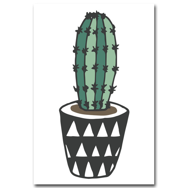 Nordic-Art-Plant-Cactus-Canvas-Poster-Painting-Modern-Nursery-A4-Wall-Picture-Children-Kids-Room-Decoration.jpg_640x640 (2)