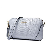 Shoulder Bag Fashion Ladies Sac A Main shell High Quality Factory Direct Valentine Tote Bags with Crocodile skin