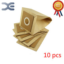 10Pcs High Quality Adaptation Electrolux Vacuum Cleaner Accessories Dust Bag Paper Bag Garbage Bag Z1450 / 1460/1470