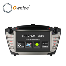 Ownice C500 4G SIM LTE for Hyundai iX35 Tucson 2009 - 2015 Android 6.0 8 Core 2 din car dvd gps radio 2GB RAM 32GB support DAB+