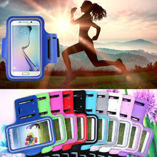Unidopro New GYM Workout Sport Arm Band For Huawei Enjoy 7 SLA-AL00 Enjoy-6S Ascend G630 /Y600 /G700 Run Riding Support Case(China)