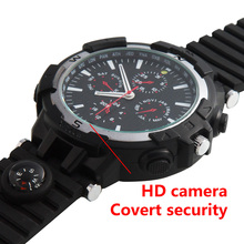 Smart Watch HD 720P WIFI  Camera Function Remote Video Monitor and Recorder Wireless Monitoring Loop Recording