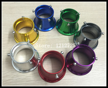 50mm PWK24 PWK26 PWK28 PWK30 Competitive Moto modification Carburetor air filter cup The wind cup color horn cup Aluminium alloy