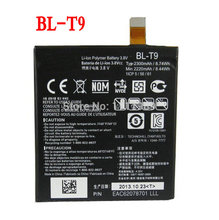 New Original BL-T9 BL T9 2300mah Battery For LG D820 D821 Google Nexus 5 Genuine Batterie Baterij Free Shipping + Tracking Code