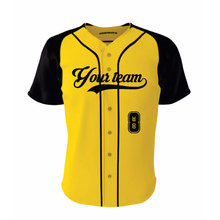 Training and Racing Baseball Jersey Kits Custom team Set Mens Baseball jerseys Shirt Professional Custom Sportswear For Male