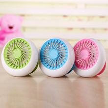 Official Smarian 2017 Rechargeable Fan USB Portable Desk Mini Fan for Office USB electric air conditioner small fan Angle Diy RC