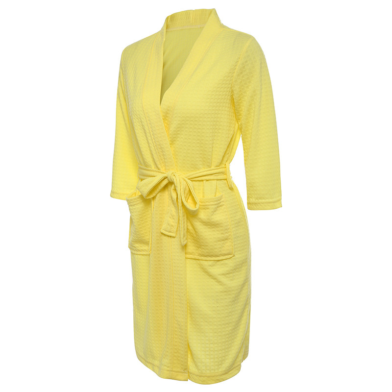 2018 Summer Dress Silk Robes For Women  Pajamas Sexy Bathrobe Ladies Dressing Gowns Lingerie Pajamas And Bathrobes