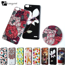 TAOYUNXI Relief Soft TPU Phone Cases For Vodafone Smart Ultra 6 VF-995N 5.5 inch Ultra6 VF995N VF 995N Covers Bags Back(China)