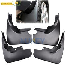 Mud Flaps For Benz M Class M-Class W164 2006-2011 ML ML350 ML500 Mudflaps Splash Guards Mudguards 2010 2009 2008 07 Accessories