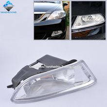 Fog Lamp Fog Light Front Bumper Light Sub-Assy For Honda CITY 2007 2008 GD6 GD8 OEM:33951-SEL-H61 33901-SEL-H61