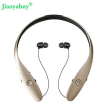 Jiaoyabuy Bluetooth Headset for iPhone Samsung LG Wireless Mobile Earphone Bluetooth Headphones for Mobile Phone