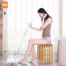 2018 New arrival Xiaomi SWDK Wireless Handheld Electric Mop Wiper Floor Washers DC 12V 2000mAh Built in Battery Wiping Machine(China)