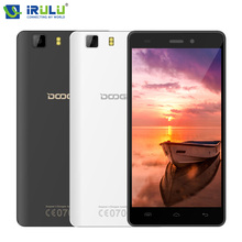 "Doogee X5 MTK6580 Quad Core Android 5.1 Smartphone 5.0"" HD 1280*720 3G Dual Sim Dual Standby 1G RAM 8G ROM Mobile Phone"