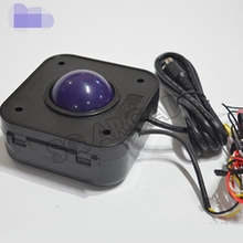 4.5 cm of Diameter track ball ps/2 port for PC motherboard game board/Arcade Game Machine/Game Machine Accessory