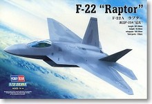 trumpeter scale model 80210  scale airplane 1/72   F-22  RAPTOR fighter assembly model scale plane building kits