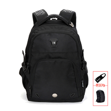 Mochilas Hot Sale Swiss Backpack Male Waterproof Men's Large Capacity Laptop Bagpack School Bag Teenager Boy Mochila Sw9017(China)