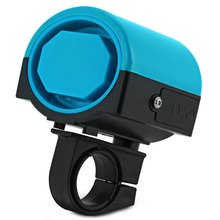 5 Colors Ultra-loud MTB BMX  Road Bicycle Electronic Bell Horn 360 Degree Rotation Cycling Hooter Siren Bike Accessories