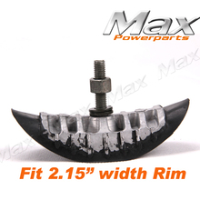 "2.15"" width Fit Most Motorcycle Dirt Pit Bikes 10""12""14""16""17""18""19""21"" Rim Tire Rim Lock tyre security bolt"