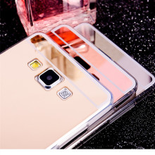 Electroplating Mirror Flash TPU Case for Samsung Galaxy S3 S4 S5 S6 S7 Edge Plus A3 A5 A7 A8 A9 J1 J2 J3 J5 J7 2016 TPU Case