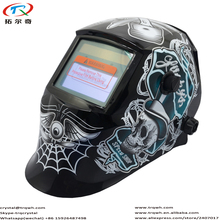 TRQ-JD05-2200DE Lucky Speed Shop Decal Welding Helmet Auto Darkeing Industrial Welding Equipment Home Use Mask for Tig Mig Arc(China)