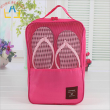 New Waterproof Brand Travel Storage Bag Set For Shoes Tidy Organizer Pouch Suitcase Home Closet Divider container  FH146