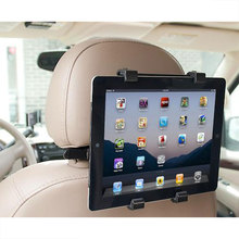Car Back Seat Headrest Mount Holder For iPad 2 3/4 Air 5 Air 6 For ipad mini 1/2/3 AIR Tablet For SAMSUNG Tablet PC Stands