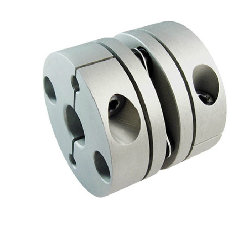 New Flexible Aluminum alloys Single Diaphragm coupling servo and stepper motor shaft-couplings D=56 L=45 D1and D2 are 12 to 25MM<br>