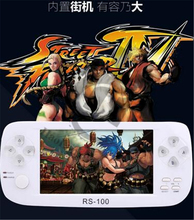 Build in 1393 games Portable Game Console Simulator game machine CPS NEOGEO SGEA SNES arcade Street Fighter KOF Metal Slug(China)