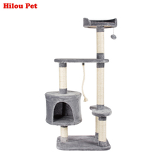 New Brand Cat Furniture for Scratching Pet Tree Animal Products Cat Toy Cat Climbing Tree Cat Climbing Tower