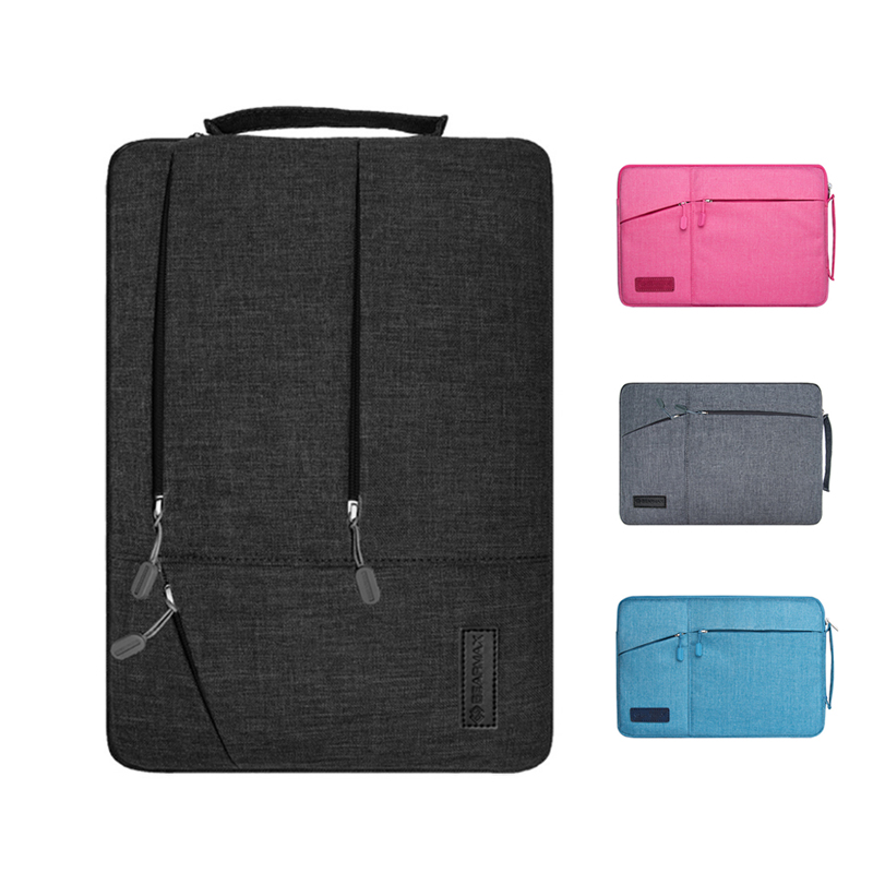 Solid Laptop Liner Sleeve Bag 13.3 11.6  inch Laptop Bag for Mac Lenovo ASUS Dell Xiaomi Laptop Sleeve Bag Cover Macbook Pro 13 <br><br>Aliexpress