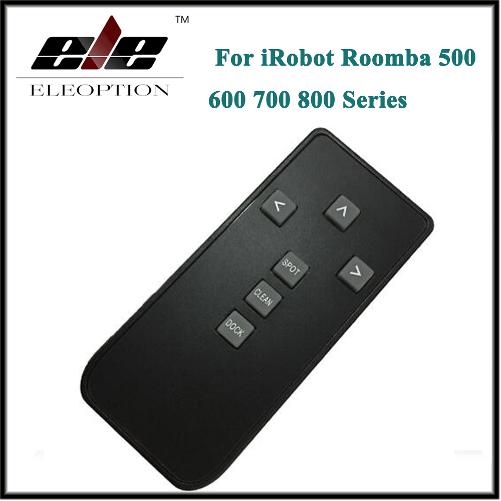 New Remote controller for irobot roomba 500 600 700 800 527 529 550 560 570 595 620 601 602 630 650 760 770 780 880 980(China (Mainland))