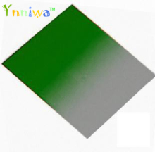 Graduated Gradual Green Colour square Filter for Cokin P series(China)