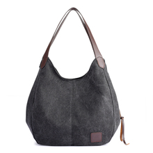 New Vintage Women Hobo Handbag Women Shoulder Bags Hot Retro Luxury Brand Female Bag Woman Small Bags Casual Tote Black Bolsas(China)