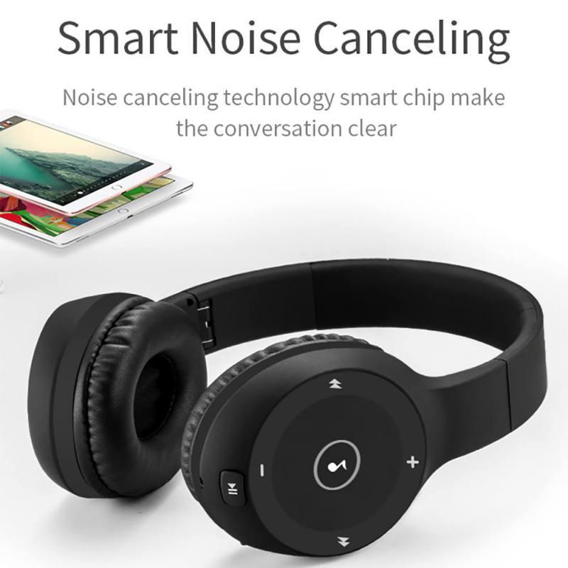 Bluetooth 4.2 Sports Headphone MP3  Wireless Headset Support TF Card with 900 mAh Large Battary T8 Stereo HIFI Earphone