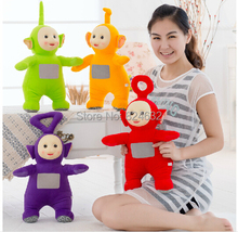 4 pcs/lot  large size 50cm Teletubbies  plush Dolls Po Laa-Laa Dipsy Tinky Winky kids toys