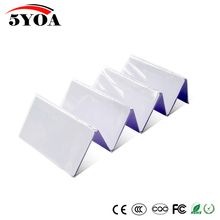 Buy 10pcs EM4305 T5577 Duplicator Copy 125khz RFID Card Proximity Rewritable Writable Copiable Clone Duplicate for $4.29 in AliExpress store