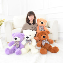 60cm 4 Colors Movie Cartoon Teddy Bear Ted Plush Toys Soft Animals Dolls Valentine Gift Girl Present Christmas Good Price(China)