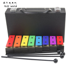 Orff World MY-8 Professional 8-Note Wooden Xylophone Musical Knock Toys Xylophone Wisdom Juguetes Music Instrument For Child