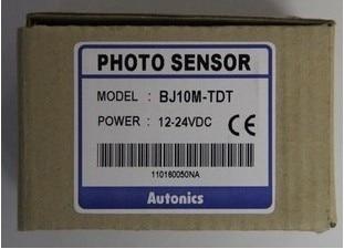 . Otto Nicks AUTONICS micro photoelectric sensor BJ10M-TDT1,2<br>