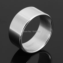 Buy SODANDY Male Stainless Steel Penis Rings Cock Rings Metal Cockring Penis Delay Ring Erection Ring Male Chastity Device