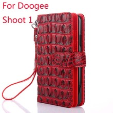 Buy Doogee Shoot 1 Original K'try 3D Bump Alligator Crocodile Skin Leather Phone Case Holster Bag Multi-Function Cover Cases for $8.60 in AliExpress store