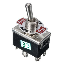 Newest 15A 250V SPST 6 Terminal ON OFF Toggle Switch Lowest Price(China)