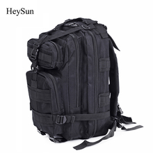 3P Waterproof Tactical Camouflage Bag,Men Women Army Military Hiking Trekking Backpack 600D Nylon Camping Climbing Sport Bag(China)