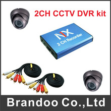 Bus Mobile Car Video DVR 2CH BD-302
