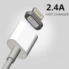 2.4 Magnetic Micro Usb Data Cable Apple iPhone 7 6 5 5s 6s Plus Charging Cable Android Samsung Charger Type C