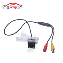 BW8358 HD car backup Rear view Reverse Auto Parking Camera For 15/16 Toyota Crown,16 Toyota Land Cruiser car rear view camera(China)