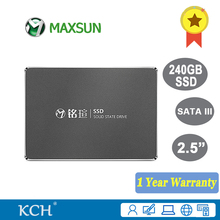 "Original MAXSUN Brand Internal Solid State Disk 120GB 240GB 2.5"" SATA3 SSD for PC Laptop(China)"