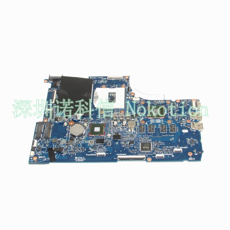 NOKOTION 749753-501 749753-001 для ноутбука HP ENVY TouchSmart 15-J GeForce 840 M материнская плата